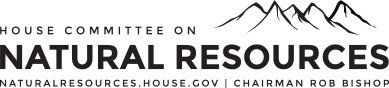 House Natural Resources Committee logo (2015)