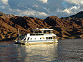 Houseboat on Lake Mead (15645295212).jpg