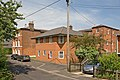 Housing in former Tichborne Down Hospital, Alresford - geograph.org.uk - 869270.jpg