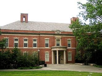 Duke University Pratt School of Engineering - Image: Hudson Hall