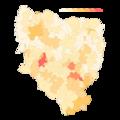 Huesca Densidad 2018.png