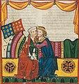 Hugo von Werenwag, from Codex Manesse, 1305-15 (42640388224).jpg