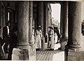 Huldigung der Katholischen Frauenorganisation für Niederösterreich vor Kaiser Karl I. und Kaiserin Zita in Schönbrunn am 17. Juni 1917 (BildID 15565913).jpg