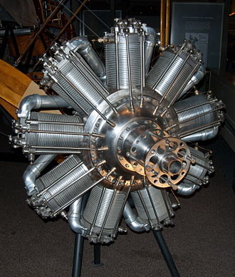 W. O. Bentley - Bentley BR2 rotary engine