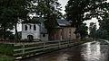 Humniska, kościół św. Stanisława, zewnątrz 02.jpg