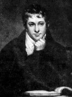 Electrochemistry - Sir Humphry Davy's portrait in the 19th century.