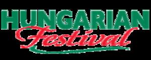 Hungarian Festival - Image: Hungarian Festival Logo