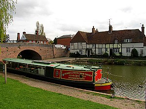 Hungerford, Kennet and Avon Canal - geograph.org.uk - 6289