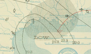 1909 Velasco hurricane Category 3 Atlantic hurricane in 1909