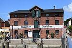 Husum - Hafenstraße17Husumer Speicher (Hafenbrücke) 01 ies.jpg