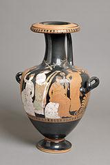 Hydrie des mystères d'Eleusis