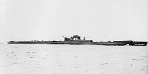 Japanese submarine I-58
