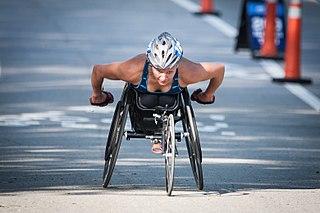 Susannah Scaroni American Paralympic athlete
