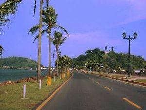 Panamá Province - Amador Causeway