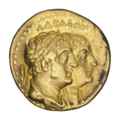 INC-1941-a Тетрадрахма Египетское царство Птолемей III (аверс).png