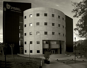 Monterrey Institute of Technology and Higher Education, Chihuahua - Image: ITESM Campus Chihuahua