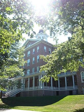 Indiana University of Pennsylvania - Sutton Hall