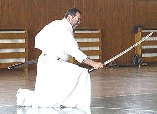 <i>Kata</i> Detailed choreographed patterns of movements in martial arts