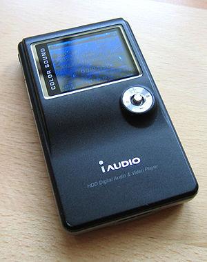 IAUDIO - iAUDIO X5