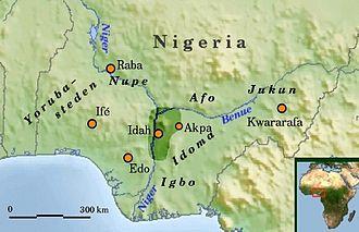 Igala people - Igala territory