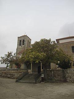Bustillo del Oro Place in Castile and León, Spain