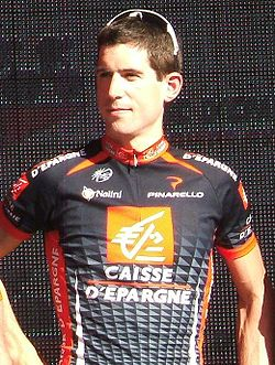 Imanol Erviti al Tour Down Under 2009