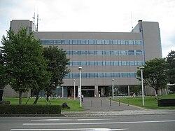 Ina city hall.JPG