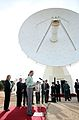 Inauguración del radiotelescopio Jorge Juán del Observatorio de Yebes 01.jpg