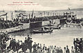 Inauguration of a pier at Trebizond in 1907.jpg