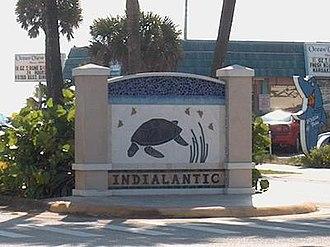 Indialantic, Florida - Image: Indialantic