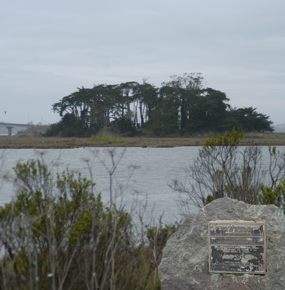Indian Island Tolowot California