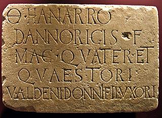 Inscription funéraire (Ra 258)