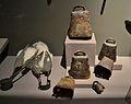 Instruments agrícoles, tisores d'esquilar i esquellots, s. III dC, Neupotz, Museu Històric del Palatinat.JPG