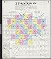 Insurance plan, sheet 1, Brandon, Manitoba, May 1910 - Plan d'assurance-incendie, feuille 1, Brandon (Manitoba), mai 1910 (22852817720).jpg