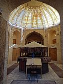 Interior of 17th-Century Caravanserai Zein-o-din - Central Iran - 01 (7427966618) (2).jpg