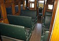 Interior of CPH 2 railmotor at the Junee Roundhouse Museum.jpg