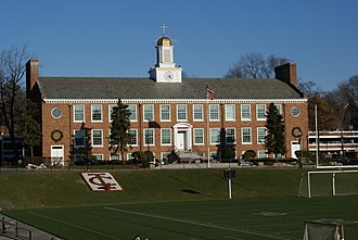 Iona Preparatory School - Iona Prep's fourth location is now home to Iona College's Hagan School of Business