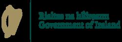 Logo irské vlády. Png