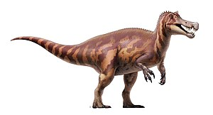 Irritator - Life restoration