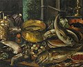 Isaac van Duynen - Varia still life with fish, fruit and vegetables.jpg