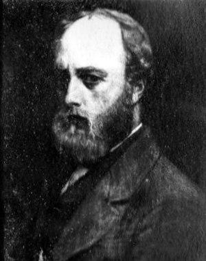 Olaf Isaachsen - Self-portrait (date unknown)