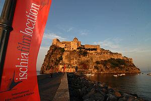 Ischia Film Festival - Aragonese Castle in Ischia, Location of Ischia Film Festival