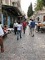 Israeli Gunslinger in Muslim Quarter 2298 (518453308).jpg