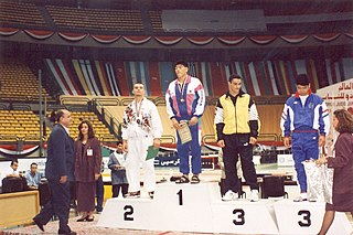 Kim Min-soo (judoka) Korean kickboxer, judoka and MMA fighter