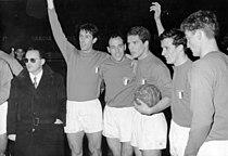 Italia - Turchia (1962) Fabbri, Maldini, Pascutti, Orlando, Fogli, Sormani.jpg