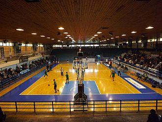 Iraklis Thessaloniki B.C. - Ivanofeio Sports Arena.