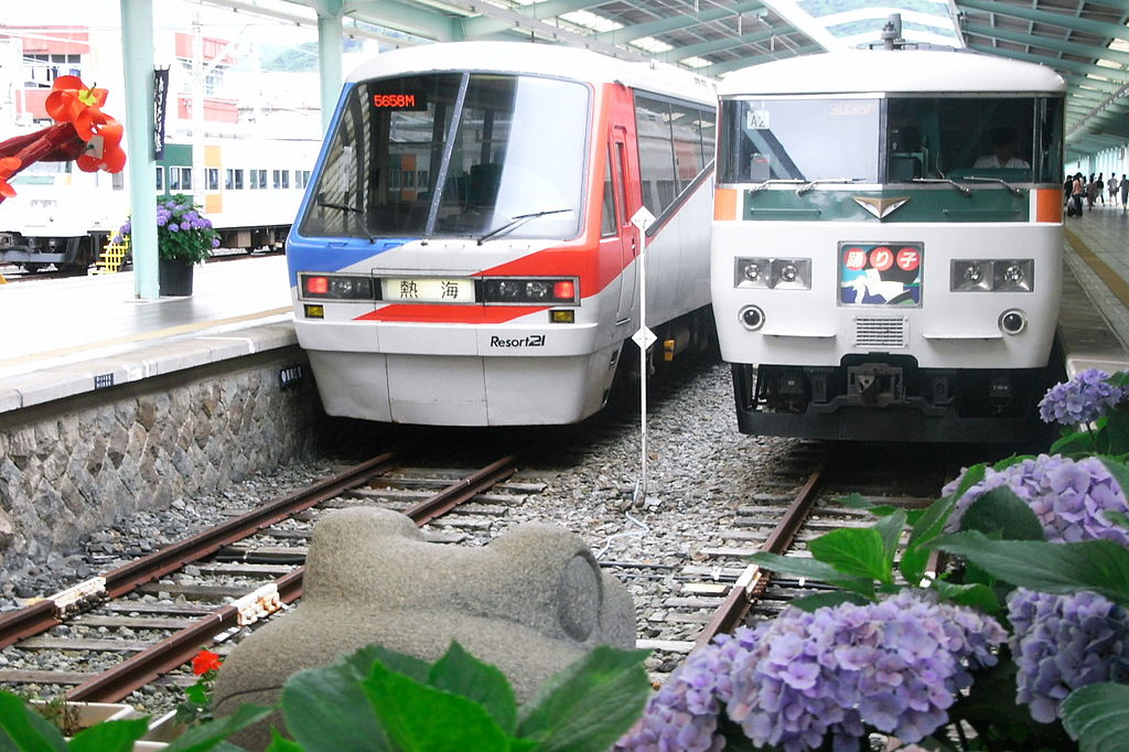 Izukyu Shimoda Station