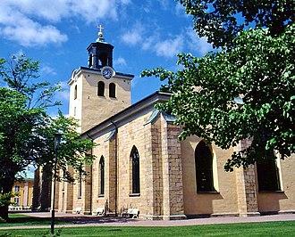 1673 in Sweden - Christina Church