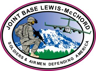 Joint Base Lewis–McChord - Image: JBLM Emblem