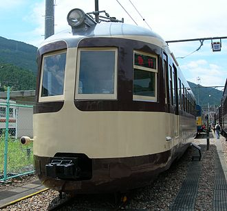 Sakuma Rail Park - Image: JNR Kumoha 52004